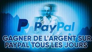 3 Méthodes Faciles Et Gratuites Pour Gagner De L'Argent Sur PayPal Tous Les Jours