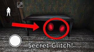 TOP 4 Secret Eastereggs In Granny
