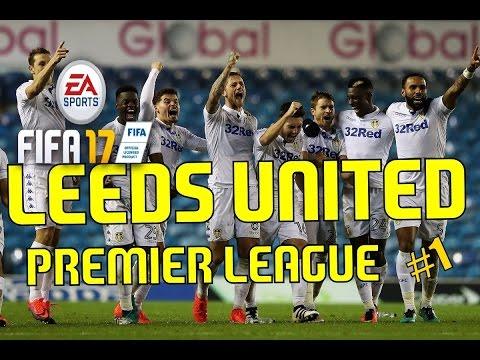 fifa 17 - Leeds United - Manager Career - Premier League - Pre-Season - #1