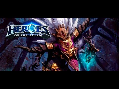 видео: heroes of the storm: Слабый Назибо