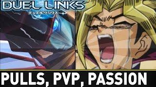 Yu Gi Oh Duel Links Mobile w ShadyPenguinn PULLS
