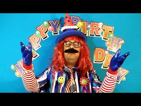 Funny Happy Birthday AMERICAN song  U.S.A. #1