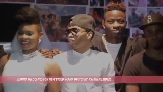 E. News | Yemi Alade, Iyanya , Tekno shoot visual for