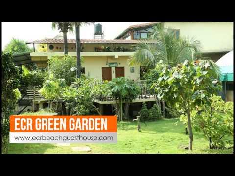 ECR Green Garden From Ecr Beach Guest House