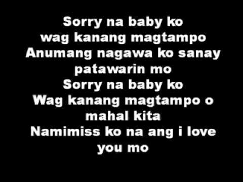 Sorry Na Baby Ko Ian MallariMMJ Magno