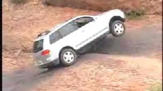 Volkswagen Touareg, VW, Car Review.