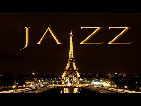 Paris JAZZ - Smooth Night Sax JAZZ: Romantic Exquisite Smooth JAZZ
