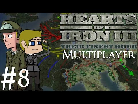 Hearts of Iron 3   Multiplayer   The Pact of Steel   Part 8