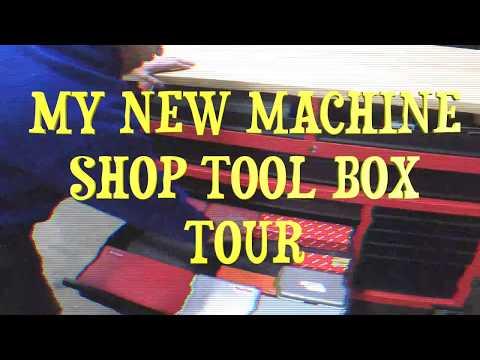 NEW MILWAUKEE TOOL BOX TOUR 🔥🔥🔥💪🏿🛠🗜⚙️