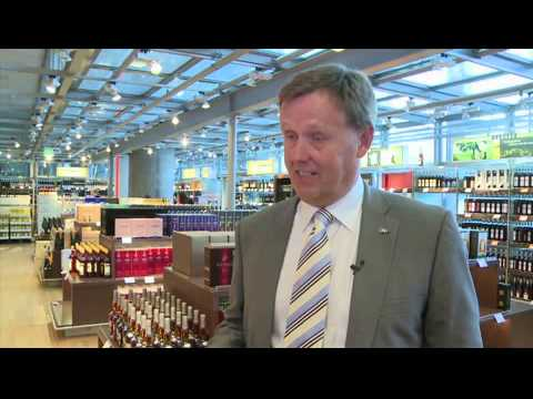 Oslo Arrivals. 58% of duty free revenues and rising!
