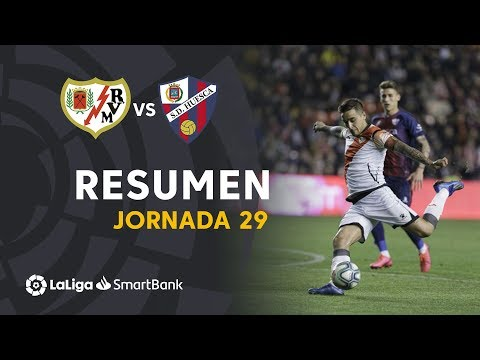 Vallecano Huesca Goals And Highlights