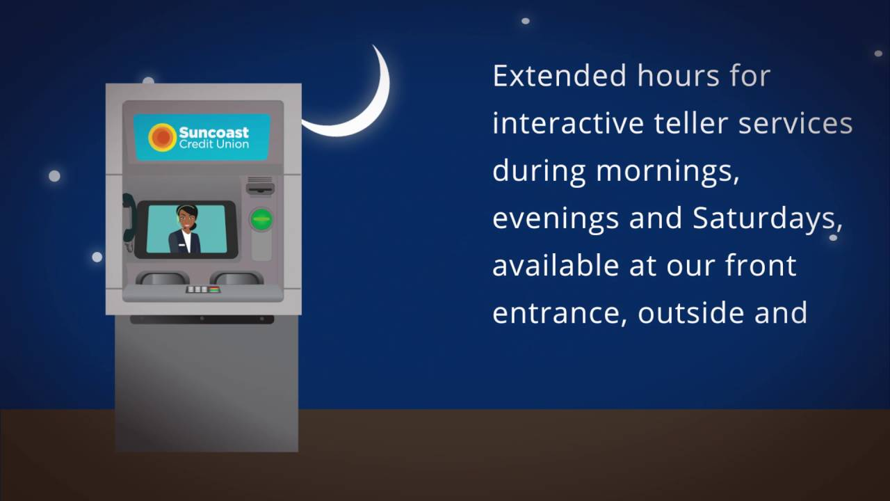 Suncoast Customer Service >> Itm Extended Hours Are Now Available