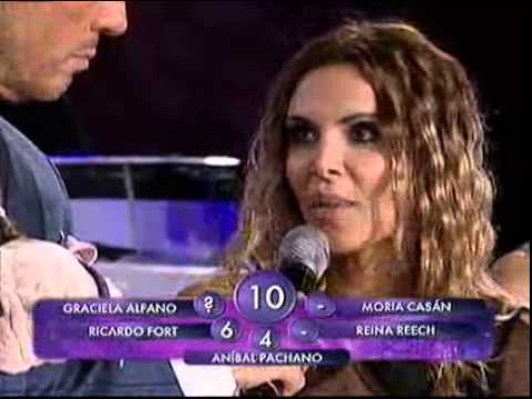 Showmatch 2010 - Fort y Pachano vs. Amalia Granata