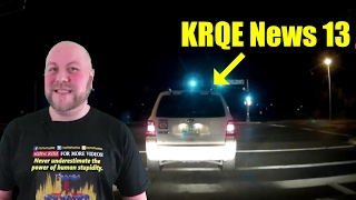 stupid new mexico drivers 84   krqe news 13 suv busted