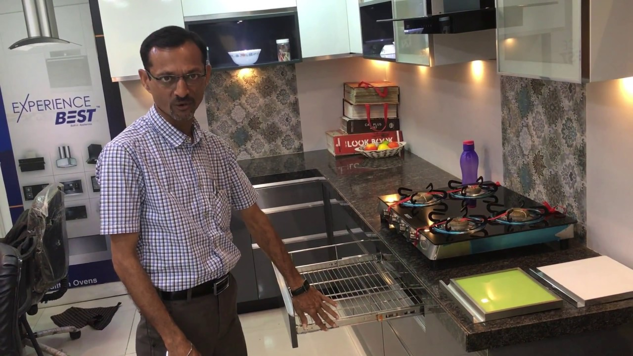 Kitchen Steel Baskets Vs Tandem Innotech Drawers YouTube
