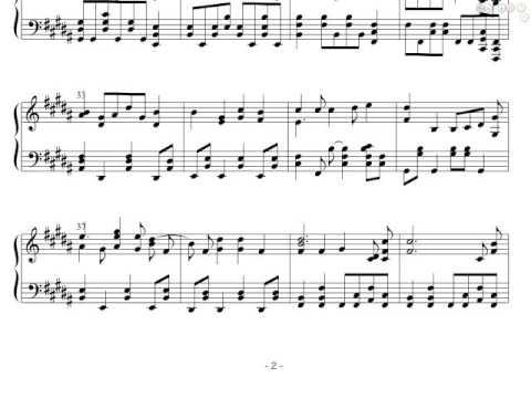 前前前世/君の名は zenzenzense/your name ピアノ楽譜