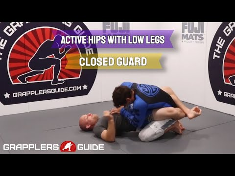 Having Active Hips When You Have Low Legs From Closed Guard by Jason Scully
