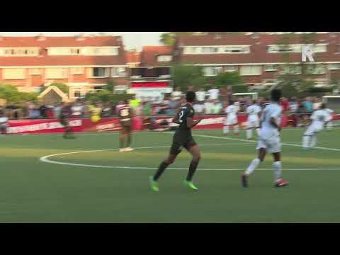 Alle goals van Sparta-Suriname (5-2)
