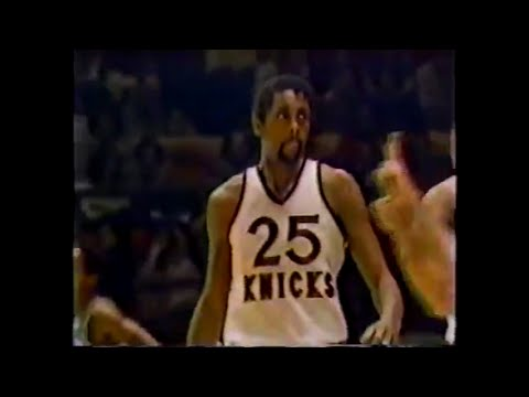 Bill Cartwright (22pts) vs. Celtics (1980)