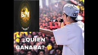 ¡PARTICIPANTES DE LA BDM GOLD MEXICO 2017! ¿QUIEN GANARA?
