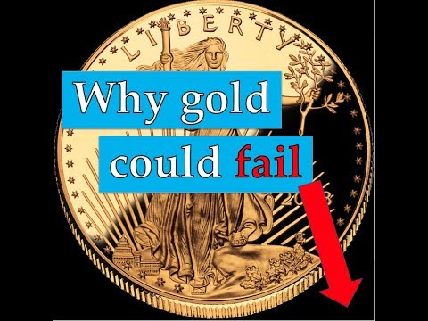 Gold & Silver Price Update - June 20, 2018 + Why Gold Could Fail