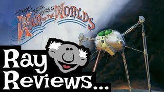 Ray Reviews... Jeff Wayne