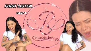 Red Velvet 'Queendom' First Listen (PART 1) Queendom/Pose/Knock On Wood | REACTION!
