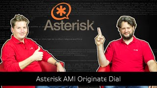 Asterisk Tutorial 58 - Asterisk AMI Originate Dial [english]
