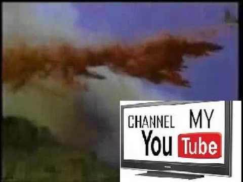 Airplane crash blows up in mid air ( plane crash Video ) | OMG Videos
