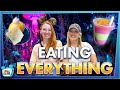 Disney World FOOD CHALLENGE: Pandora -- The World of Avatar