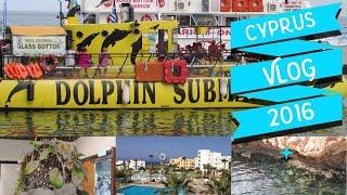 CYPRUS HOLIDAY VLOG | GEORGIA T