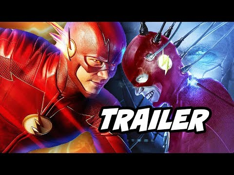 The Flash 4x10 Promo and Special Comic Con 2018 Panel Breakdown