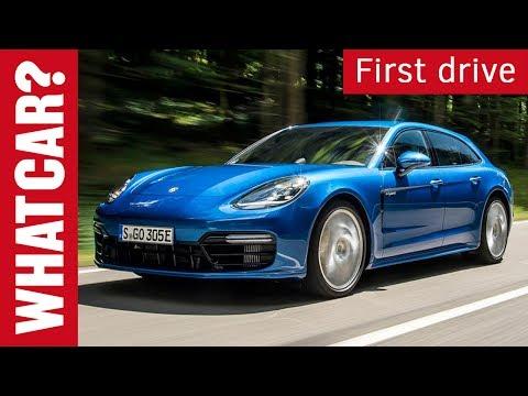 Porsche Panamera Sport Turismo review Has Porsche finally cracked it What Car first drive