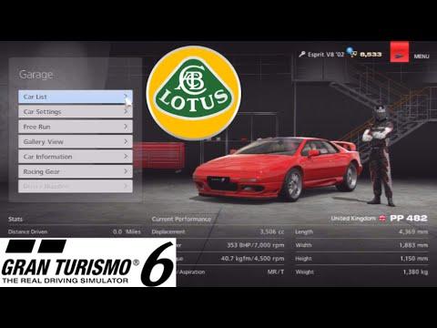 CIRCUITO MONTE FUJI (Lotus Esprit V8) || GRAN TURISMO 6 - Día del motor #17 || Gameplay Español