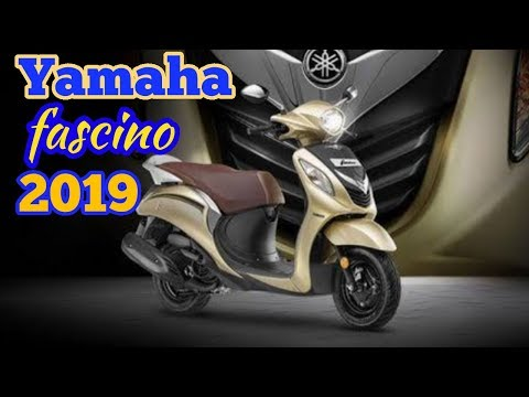 Yamaha fascino UBS 2019 Most Detailed review features and price
