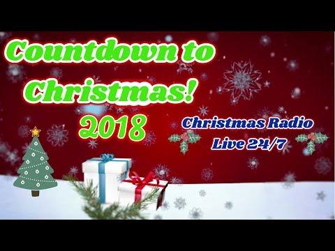 🔴Christmas Music Radio🎄Christmas Countdown! LIVE 24/7