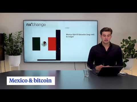 Nx'News #9: Stijgende CO2-prijzen, duurzaam beleggen, Bitcoin ban & Mexico