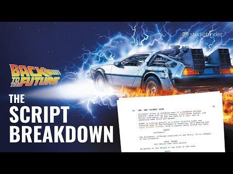 Script Breakdown Example — Back to the Future!