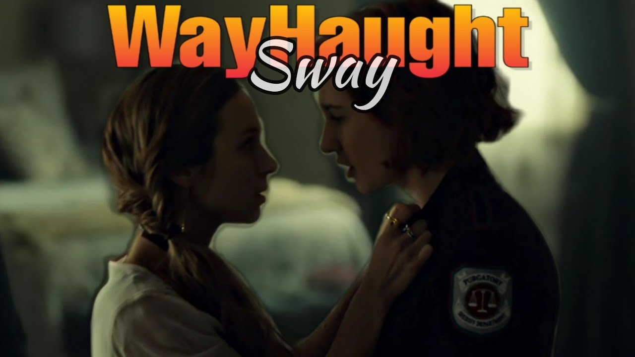 Download Wayhaught || Sway -  Waverly & Nicole (Dominique Provost-Chalkley & Kathrine Barrell)