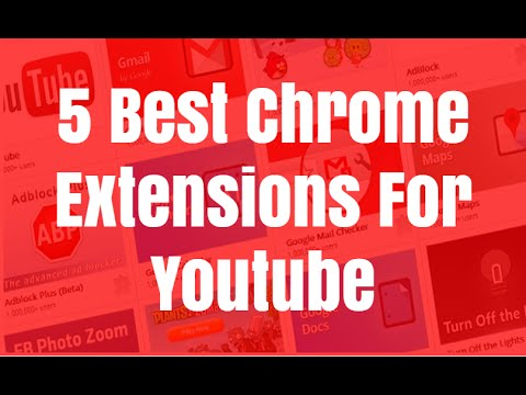 5 Best Chrome Extensions For Youtube From Google