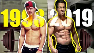 Mark Wahlberg's Steroid Cycle - What I Think He Takes