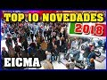 Las 10 motos 2018 más destacadas del EICMA