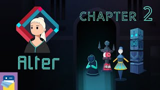 ALTER: Between Two Worlds - Chapter 2 Walkthrough & iOS / Android Gameplay (by Crescent Moon Games)