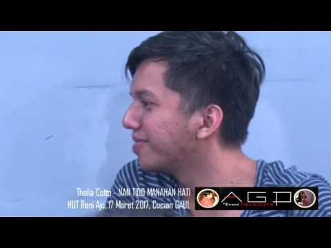 Thalia Cotto - Nan Tido Manahan Hati