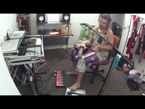 Loopy Lapsteel #2 - B-Syde (Live Looping)