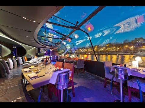 Dinner Cruise on the River Seine - Bateaux Parsiens