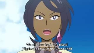 Pokemon battle Ash Vs Olivia