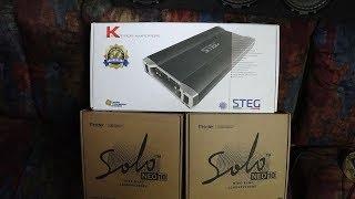 STEG K2|03 + PRIDE SOLO NEO10 (полка за 52 000)