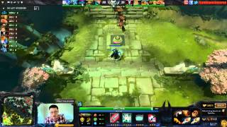Dota2 Pub Casts #5 by Luminous - That One Game Where PA Farmed...