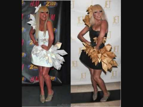 My Top 10 Lady GaGa Outfits